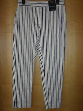 M & S 7/8 Coton Stretch Pantalon Bnwt Taille 20 MEDIUM