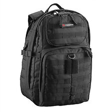 Caribee Combat 32LT Military Tactical Style Backpack BLACK