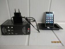 LG E400 Smartphone Weiss
