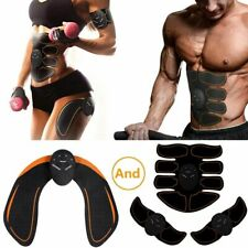 Muscle Stimulator ABS Hip Trainer EMS Abdominal Belt Electrostimulator Muscular