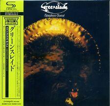 GREENSLADE Spyglass Guest (1974) Japan Mini LP SHM-CD ARC-8036 Colosseum