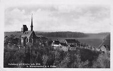 AK Veitsberg mit Kirche b. Wünschendorf a.d. Elster Echt Foto Postkarte 1938