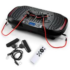 GENKI Vibration Power Plate Platform Whole Body Massage Slim Exercise...