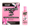 Crazy Color Hair Dye 100ml - Silver and Bleaching Kit