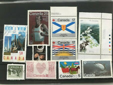 Canada, 24 very fine used stamps, all different beautiful see 2 photos