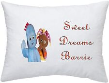 IN THE NIGHT GARDEN #1 PERSONALISED PILLOWCASE