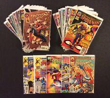 UNTOLD TALES OF SPIDER-MAN #1 - 25 +Specials Comic Books COMPLETE Kurt Busiek NM
