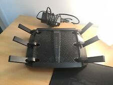 Netgear Nighthawk X6 Model R8000  AC3200-Tri-Band-WLAN-Gigabit-Router - schwarz