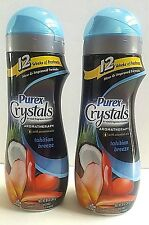 Purex Crystals Aromatherapy Tahitian Breeze Softener in-wash Fragrance Booster