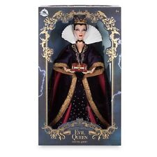 "Evil Queen Limited Edition Doll Art of Snow White 17"" Disney Biancaneve Grimilde"