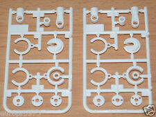 Tamiya 58596 Dual Ridge/TT-02B/TT02B MS/DF03, 9224036/19224036 V Parts (2 Pcs.)