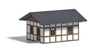 BUSCH HO SCALE GATEKEEPERS HOUSE 1662