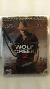 WOLF CREEK 2 Blu ray Steelbook ( REG B )