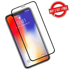 iPhone XR 3D Full Coverage High Quality Clear Tempered Glass Screen Protector