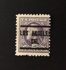 Los Angeles, California Precancel - 3 cents Washington (U.S. #530) CA