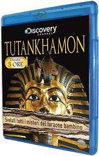 Tutankhamon Misteri Del Faraone Storia Antico Egitto Discovery Blu Ray