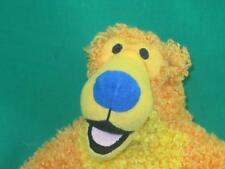 FISHER-PRICE TO BEAR IN THE BIG BLUE HOUSE POTBELLY SITTING DOWN BLUENOSE PLUSH