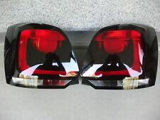 Schwarze Rückleuchten Lasierung / Lasur / Lasieren Ihrer Polo 6R Rücklichter TOP