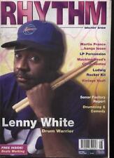 RHYTHM MAGAZINE - August 1995