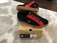 ** SOLD OUT ** $90 Rare Jeff Staple Airwalk The One Shoes Red Black  Size 10.5