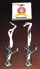 Bugs Bunny Bicycle Streamers / Classic Bicycle Streamers Looney Tunes NEW!