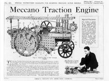 Hobby Costruzioni Meccano Supermodels 22 Traction Engine - DVD