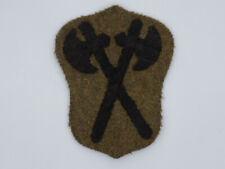 WWI Era Italian Colonial Troops Genie Diggers Libya 1911/1913 Shoulder Patch