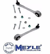 Audi A6 Q5 Pair Set of 2 Front Upper Forward Control Arm w/Ball Joint & Bushings