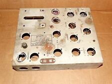 Vintage Tube Amplifier Chassis DIY Guitar Amp 6sn7  6L6  5u4