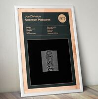 Joy Division Print, Joy Division album Print, Art Poster, Rock Band Poster