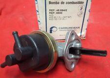 BOMBA DE GASOLINA AUDI 80-100 1.3-1.5-1.6  CARBUREIBAR 45694/0, NUEVO