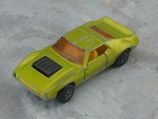Matchbox AMX Javelin, état de jeu, 1972, made in England