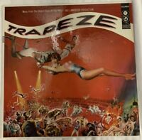 Malcolm Arnold - Trapeze Soundtrack Vinyl LP Record Album CL 870 Near Mint