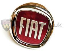 Fiat Punto Evo & Bravo Push Button Boot / Tailgate Badge New GENUINE 735579354