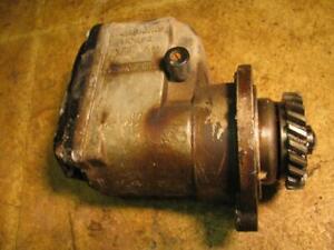 Wisconsin AKS 1 Cylinder Engine Fairbanks Morse J1B7 Magneto