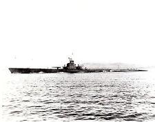 WWII 1944 USS Stingray SS253 Submarine Original Navy Photograph 8x10