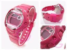 BG-169R-4B Pink Digital Casio Baby-G Watches Lady Resin Band Full Packy Box