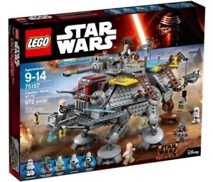 LEGO 75157 Star Wars Captain Rex's AT-TE - Brand New