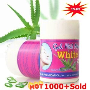 GEL HUT MUN White Aloe Vera Whiteheads Blackhead Pore Peel Nose Masks New