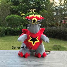 "Pokemon Center Go Turtonator 11"" Plush Collection Stuffed Toys Cartoon Soft Doll"