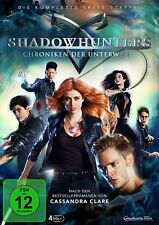 Shadowhunters - Chroniken der Unterwelt - Staffel 1 # 3-DVD-BOX-NEU