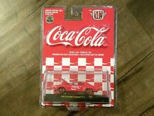 M2 Machines 1/64 Coca-Cola Release 3 Mass 1969 Chevrolet Camaro ZL-1 Chase Car