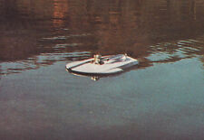 "Miss Misty Hydroplane Model Boat Ship Plans, Templates, Instructions 23"""