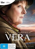 Vera Series Season 7 Seven DVD NEW Region 4