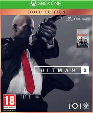 Hitman 2 - Gold Edition - Xbox ONE - NEU & OVP - EU Version