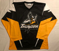 Stockton Thunder Team Minor League Hockey Jersey ECHL XL