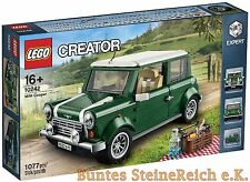 LEGO® Creator / Expert: 10242 MINI Cooper & 0.-€ Versand & OVP & NEU !