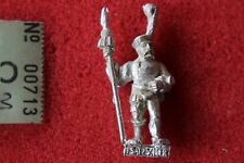 Games Workshop Warhammer Empire Men at Arms Imperial Foot Soldiers Spearmen D4