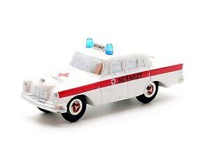 """Schuco Piccolo personaje /""""joven con BMW Isetta rojo-blanco/"""" # 50185200"""