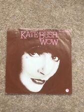 "Kate Bush – Wow - 7"" single - Germany"